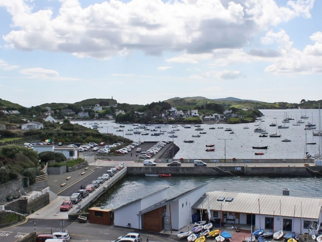 Boats at Baltimore County Cork