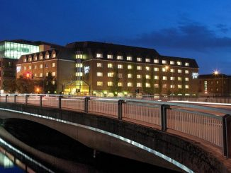 hotels in cork - jurys inn