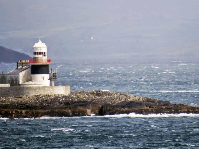 Roancarrig Lighthouse Bantry Bay