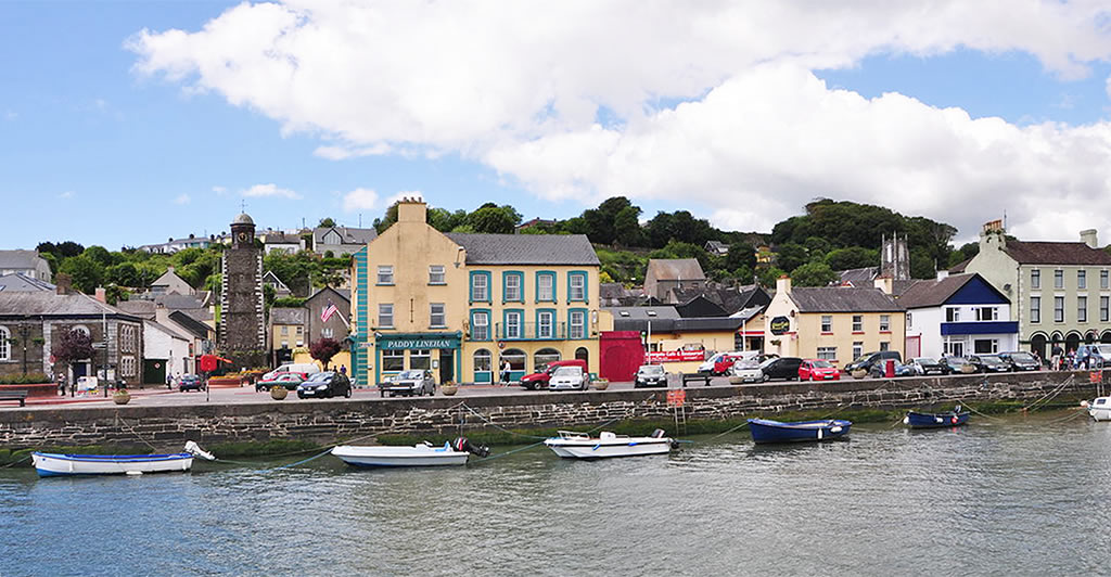 London to Youghal - 11 ways to travel via train, plane, bus