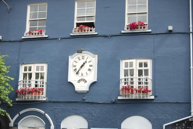 kinsale clock