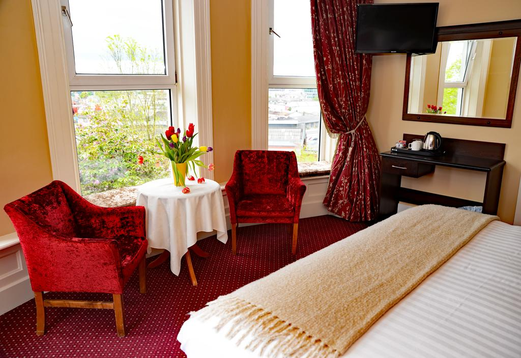 gabriel guest house cork superior double room