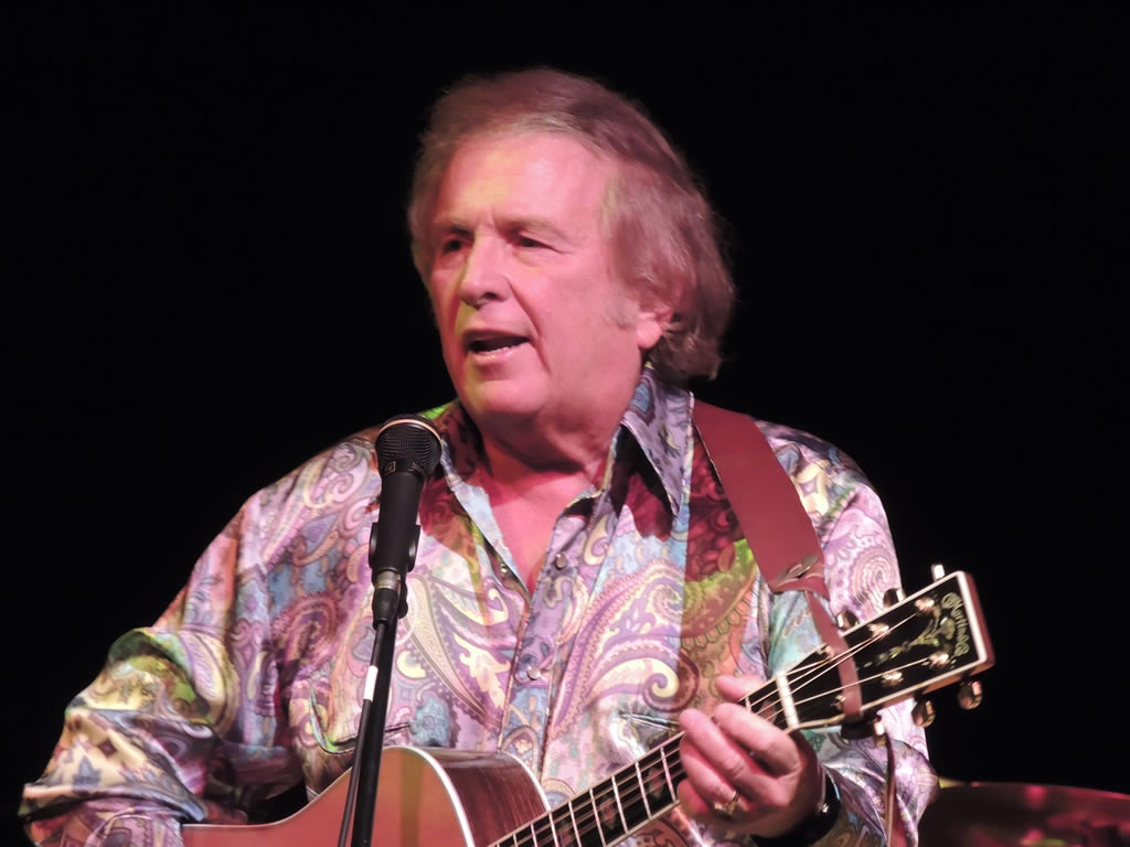 don mclean at the Marquee 2018