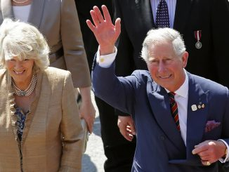 charles and camilla in cork