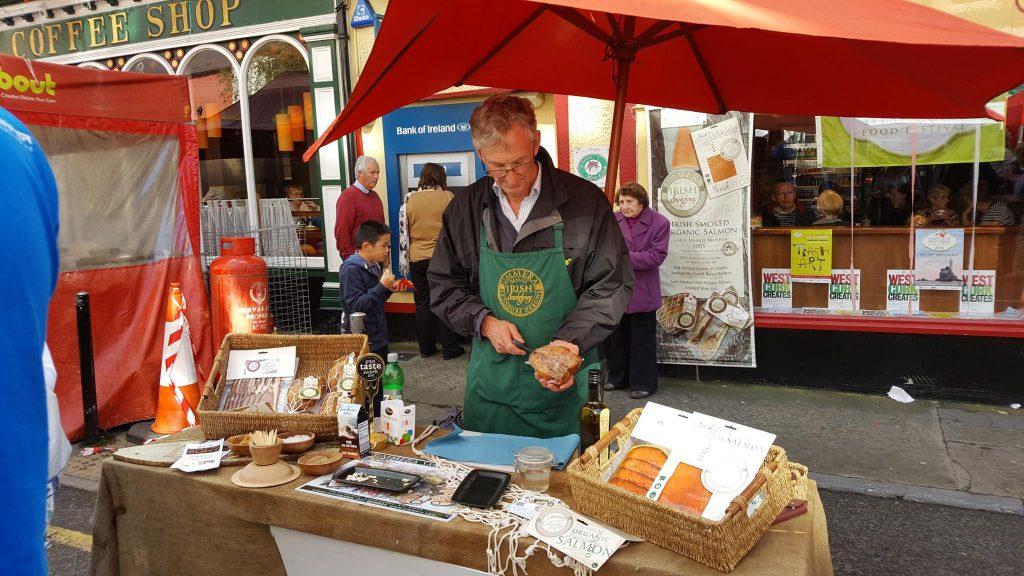 market at west corlk food festival