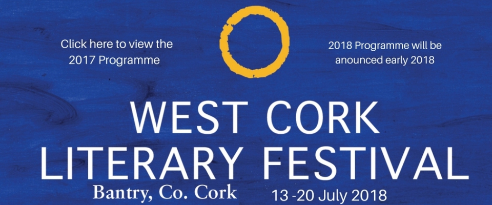 west cork literary festival 2018