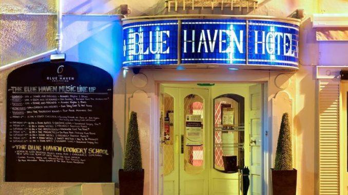 Blue Haven Boutique Hotel Kinsale