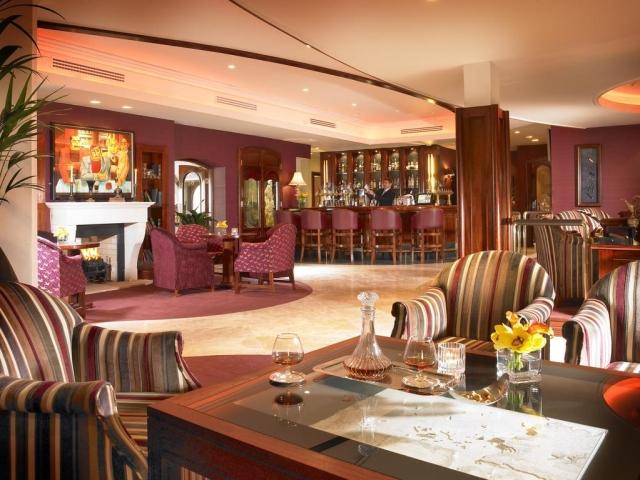 Blue Haven Hotel Kinsale lounge bar