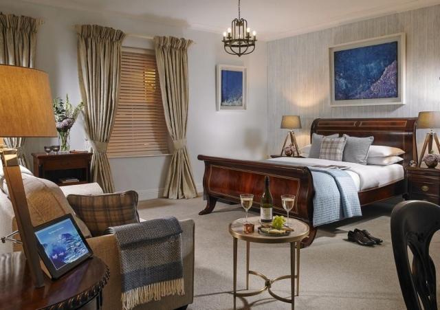 Blue Haven Boutique Hotel Kinsale bedroom
