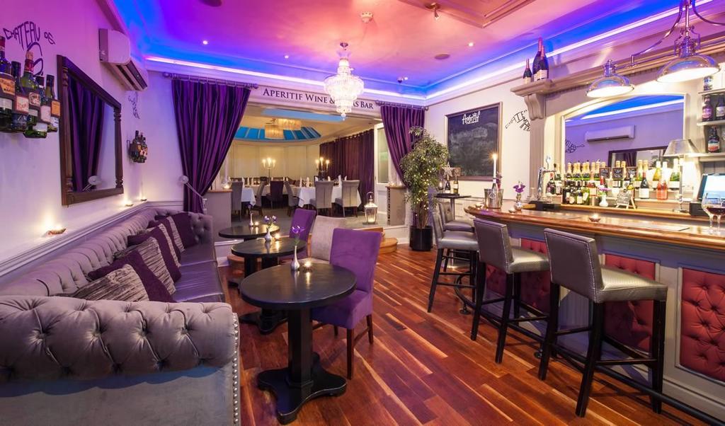 Blue Haven Boutique Hotel Kinsale bar