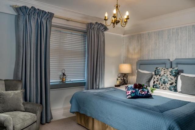 Blue Haven Boutique Hotel Kinsale double bedroom