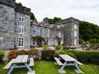 castletownshend accommodation at The Castle