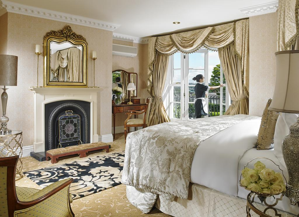 Hayfield Manor Luxury bedroom