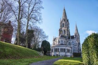 St Finbarres Cathedral Cork
