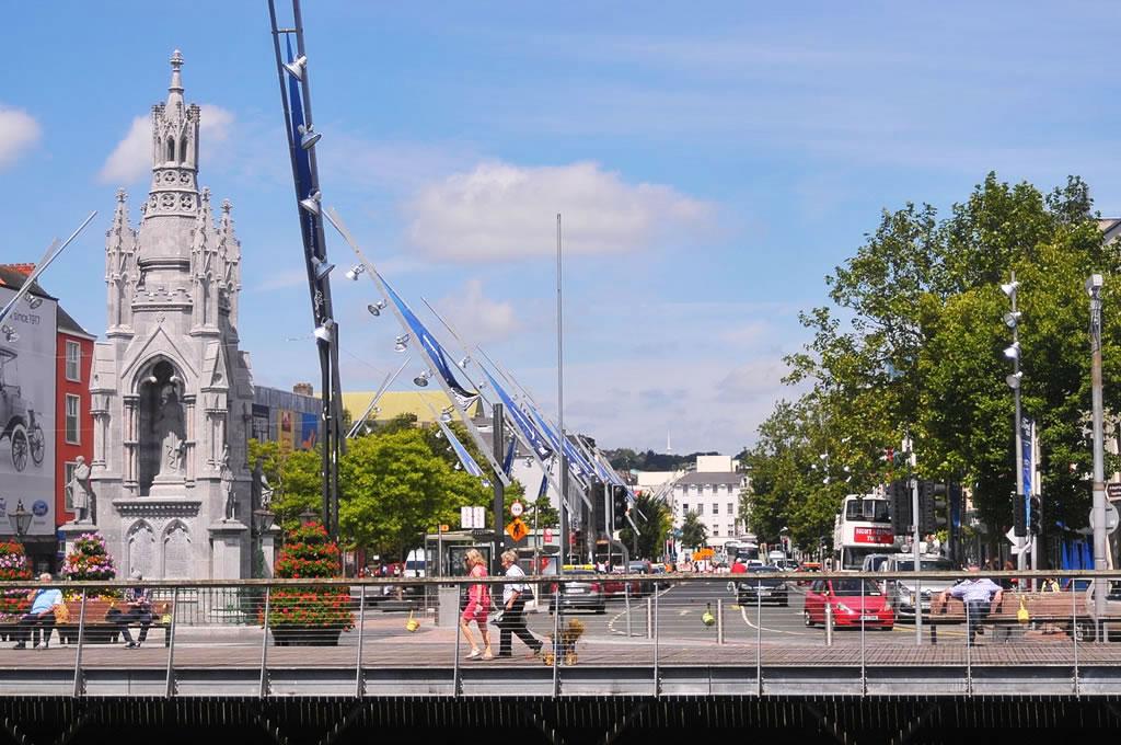 Grand Parade Cork City