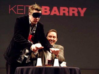 Keith Barry is at The Everyman