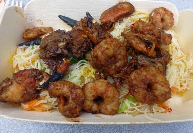 Clonakilty Street Carnival street food