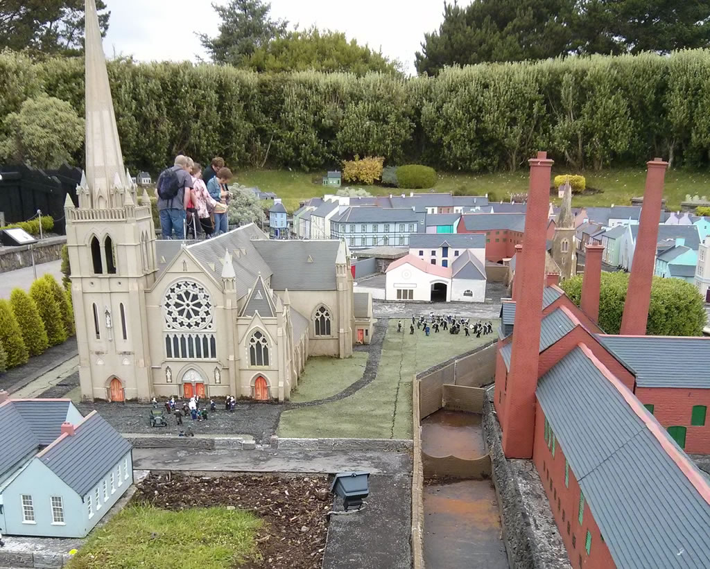 west Cork Model Village