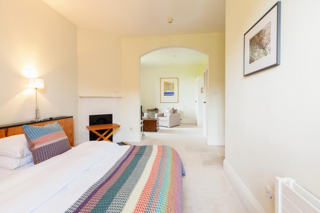 liss ard hotel  skibbereen bedroom suite